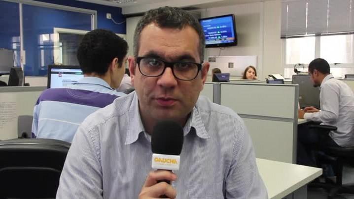 Carlos Guimarães apresenta retrospecto do Inter na Copa do Brasil - 11/03/2014