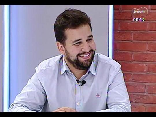 Mãos e Mentes - Relações públicas Guilherme Alf - Bloco 4 - 17/03/2014