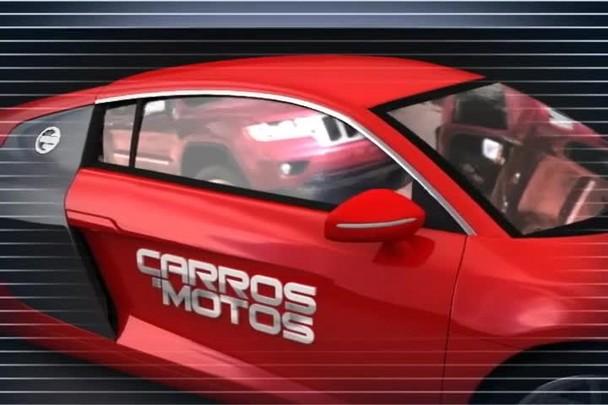 Carros e Motos - Test Drive com a Trailblazer 2014 - Bloco 1 - 30/03/2014