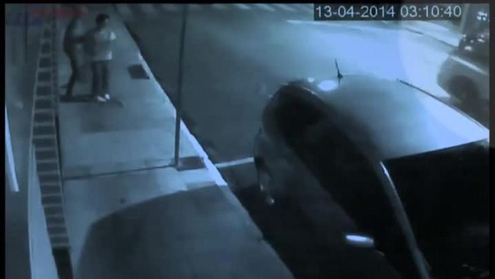 Vídeo mostra mulher sendo arrastada em Rio do Sul