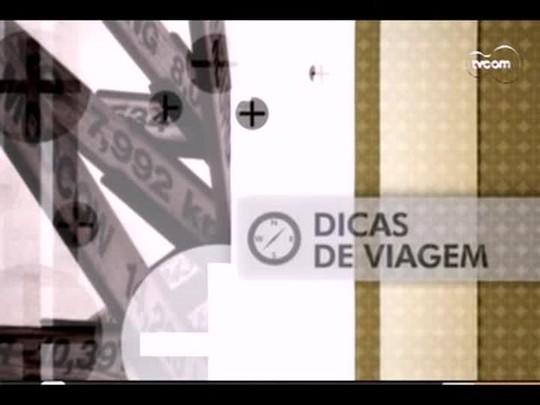 TVCOM Tudo+ - Dicas de viagem - 23/04/14