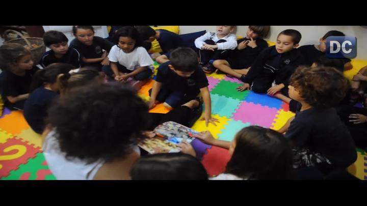 Escola que venceu Prêmio RBS de Educação 2013 inaugura biblioteca nova