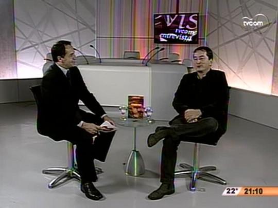 TVCOM Entrevista - Humberto Trezzi - 2º bloco