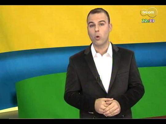 Porto da Copa - A educação dos porto-alegrenses para receber os turistas - Bloco 3 - 31/05/2014