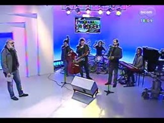 Programa do Roger - Banda Dziw Jazz - Bloco 3 - 28/07/2014