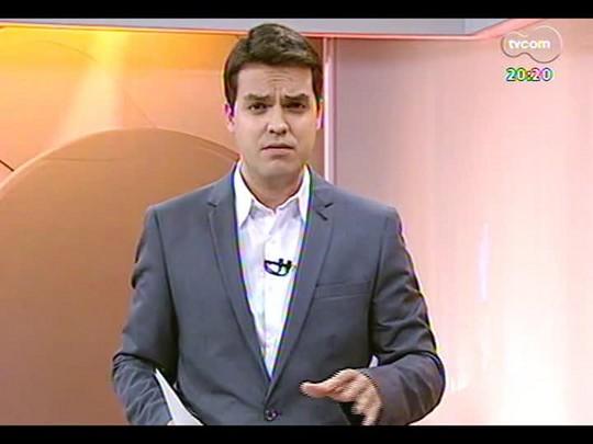 TVCOM 20 Horas - Tremor de terra assusta moradores de Gramado - Bloco 2 - 04/08/2014