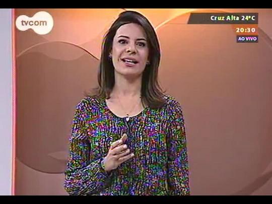 TVCOM 20 Horas - Confira as informações do trânsito com Leonardo Müller - Bloco 3 - 22/08/2014