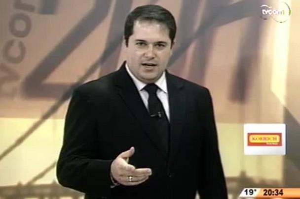 TVCOM 20 Horas - Feirão do imposto alerta sobre pesada carga tributária - 3º Bloco - 11/09/14
