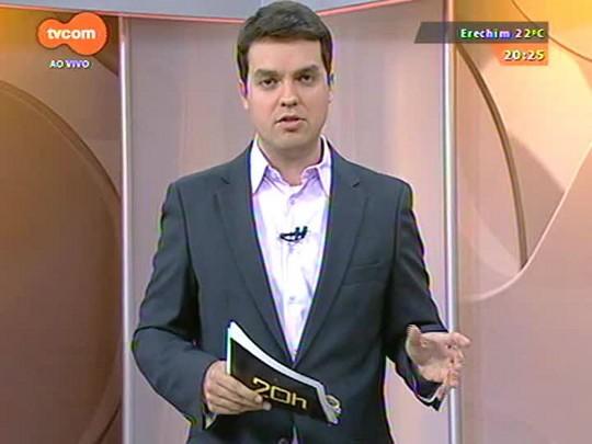 TVCOM 20 Horas - Como funcionam os sistemas de videomonitoramento na Arena do Grêmio - Bloco 3 - 12/09/2014