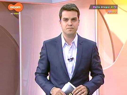 TVCOM 20 Horas - Chuva causa transtornos no Estado. Confira um balanço - Bloco 1 - 17/10/2014