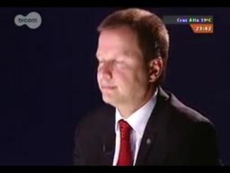 Mãos e Mentes - Vice-presidente do Conselho Federal da OAB e advogado Claudio Lamachia - Bloco 3 - 19/10/2014