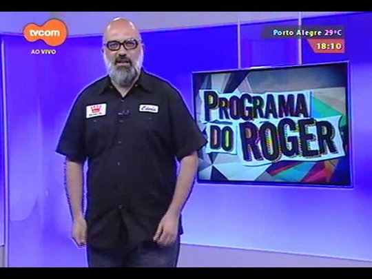 Programa do Roger - Estreias de cinema - Bloco 3 - 27/10/2014