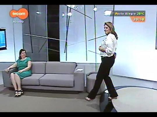 TVCOM Tudo Mais - Futura primeira-dama do RS Maria Helena Sartori fala sobre seu papel como mulher do novo governador eleito