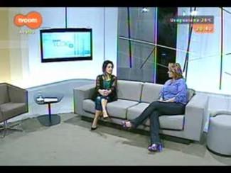 TVCOM Tudo Mais - Fernanda Pandolfi fala sobre o novo Instituto Ling e arte em Gramado