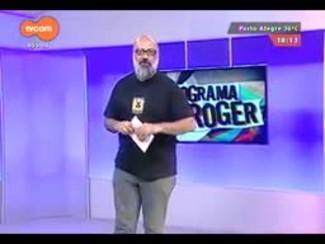 Programa do Roger - Sérgio Rojas, músico - Bloco 3 - 08/12/2014
