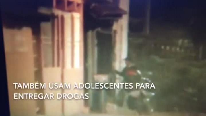 Polícia prende traficantes que usam crianças e adolescentes para agir em Eldorado do Sul