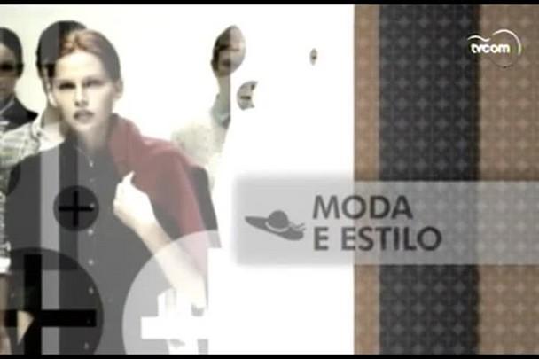 TVCOM Tudo+ - Cabelos brancos fazem a cabeça de homens e mulheres: quadro moda e estilo - 17.04.15