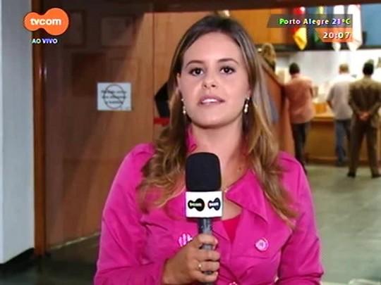 TVCOM 20 Horas - Pedido de CPI da Semana Farroupilha é protocolado na Câmara Municipal - 20/04/2015