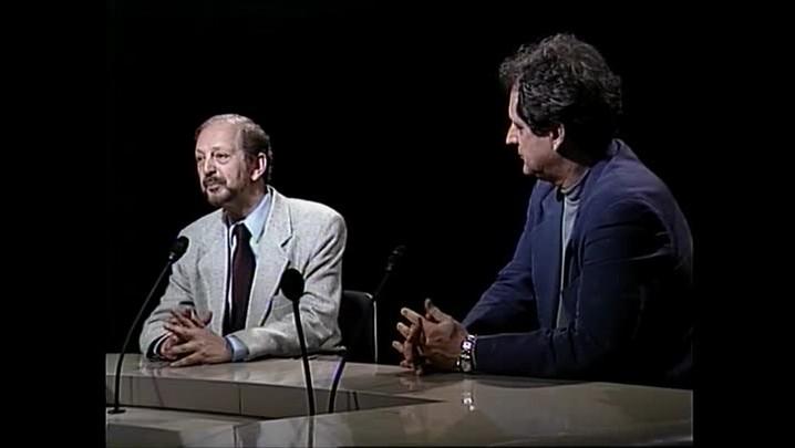 Moacyr Scliar - Sobre viver de escrever - Entrevista concedida à TVCOM em 1995