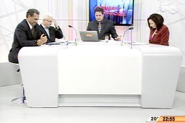 Conversas Cruzadas - SC tem menor taxa de desemprego do país - 4º Bloco - 13.05.15