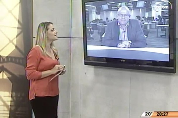 TVCOM 20 Horas - Deputado é flagrado vendo pornografia durante votação da reforma política - 28.05.15