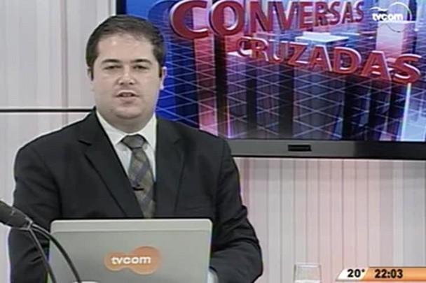 Conversas Cruzadas - Reforma Política - 1º Bloco - 28.05.15