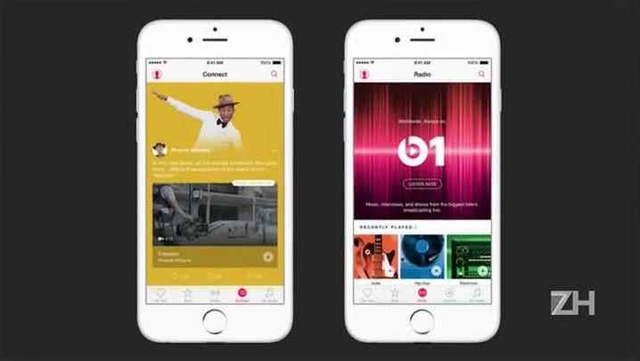 Apple anuncia serviço de música por streaming