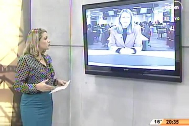 TVCOM 20 Horas - Festival de Dança faz crescer número de turistas em Joinville - 24.07.15