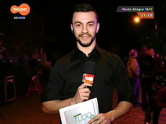TVCOM Tudo Mais - Os preparativos para o 22º Porto Alegre em Cena