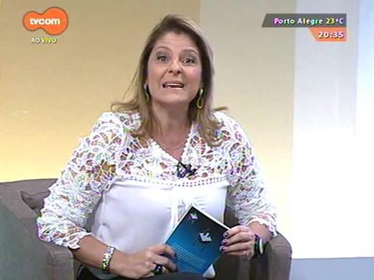 TVCOM Tudo Mais - Flávio Dutra lança o livro \'Crônicas da Mesa ao Lado\'