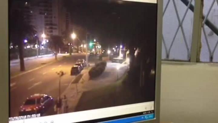 Veja momento em que jovem é morto em assalto no Parque Germânia
