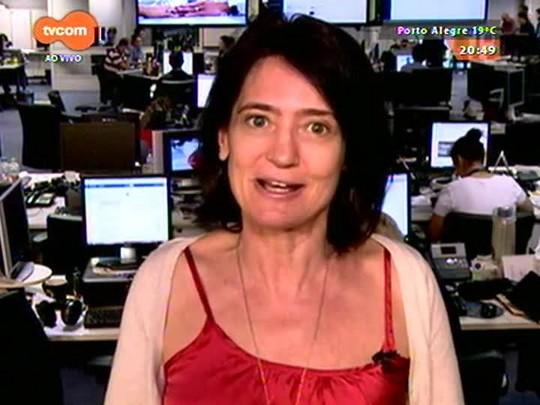 #PortoA - Cláudia Laitano fala sobre o documentário \'Filme sobre um Bom Fim\'