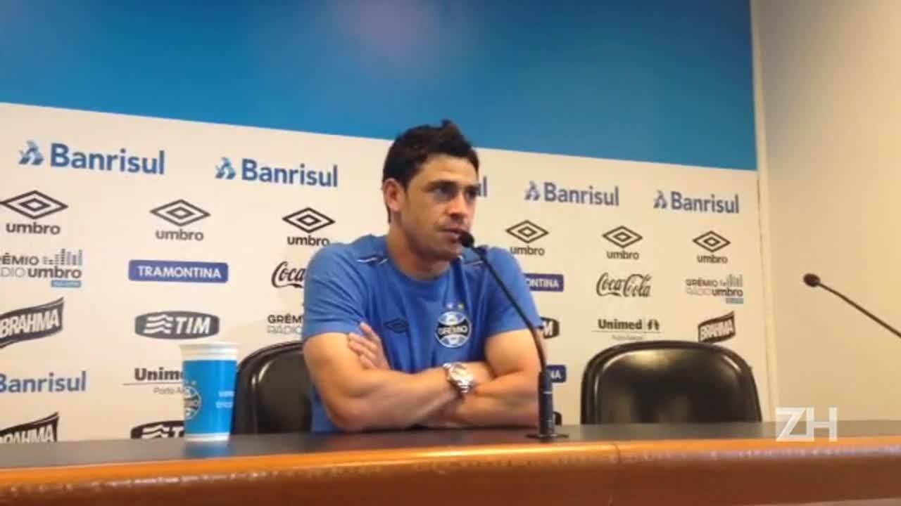 """Giuliano: \""""Copa do Brasil é o caminho mais curto, mas não é o caminho certo\"""""""