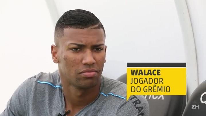 Walace fala sobre decisão do Grêmio na Copa do Brasil