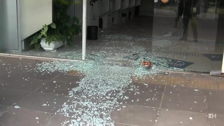 Bandidos atacam agência bancária em Nova Hartz