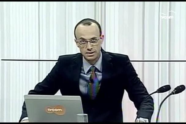 TVCOM Conversas Cruzadas. 4º Bloco. 25.01.16