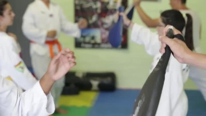 Lutas dentro e fora do dojang