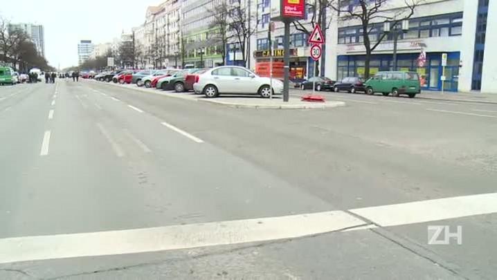 Explosão mata motorista em Berlim
