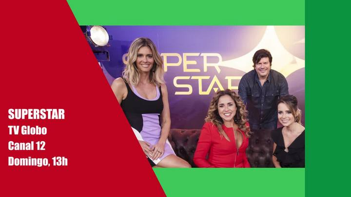 Estreia da nova temporada do SuperStar e outros destaques do final de semana