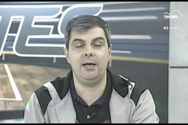 TVCOM Esportes. 4º Bloco. 10.06.16
