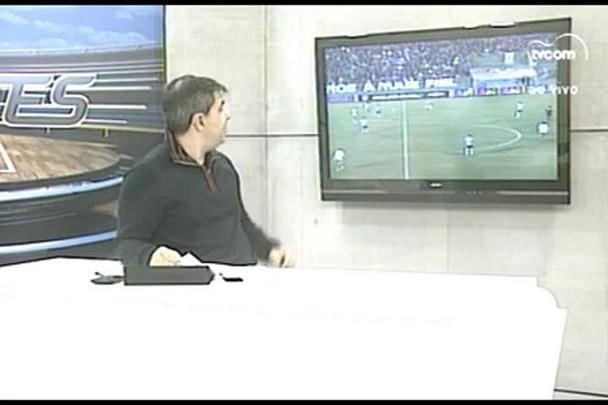TVCOM Esportes. 2º Bloco. 15.06.16