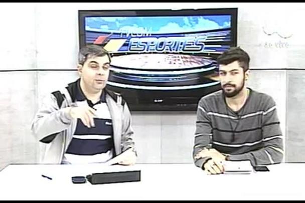 TVCOM Esportes. 2º Bloco. 21.07.16