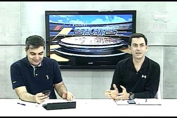 TVCOM Esportes. 4º Bloco. 04.08.16