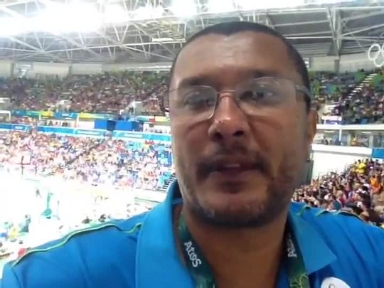 Técnico de basquete joinvilense comenta a experiência vivida na Rio 2016