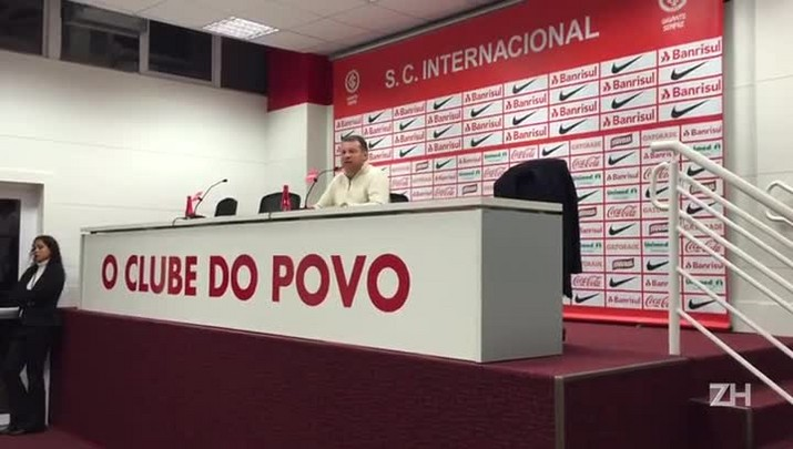 Celso Roth fala sobre próximo desafio do Inter