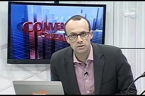 TVCOM Conversas Cruzadas. 2º Bloco. 20.09.16