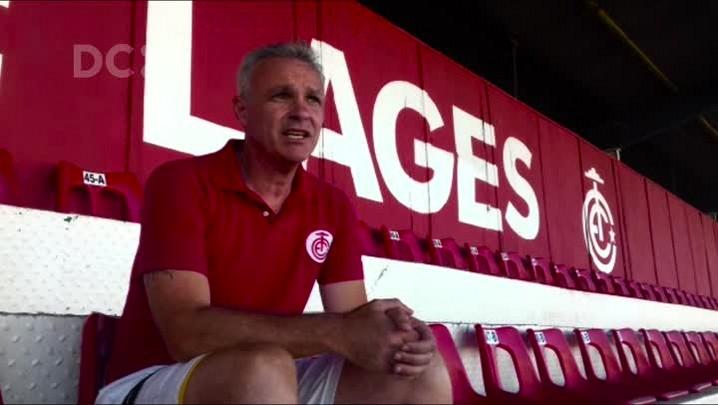 Joel Cornelli fala sobre o seu perfil à frente do Inter de Lages