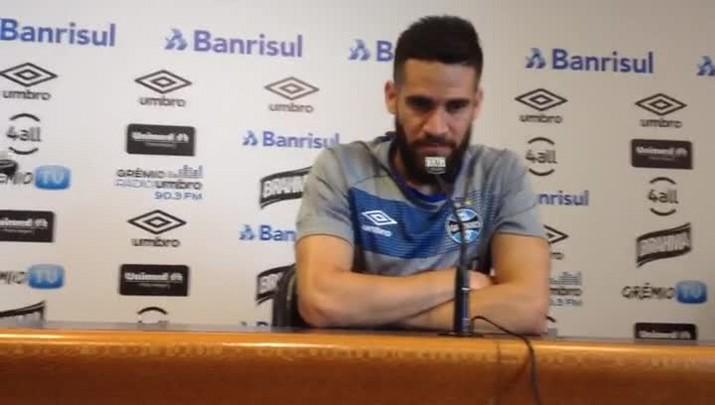 Marcelo Oliveira fala em busca do Grêmio por títulos