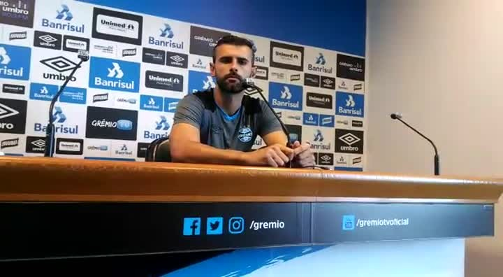Grassi comenta estreia do Grêmio na Primeira Liga