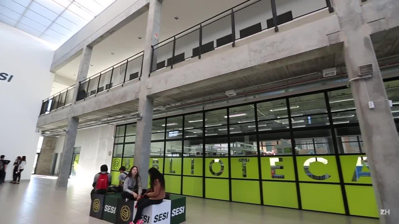 Sesi inaugura escola de Ensino Médio em Gravataí